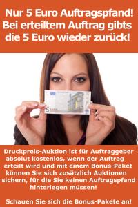 Anzeige5Euro4004 200x300 Wem hilft Druckpreis Auktion?