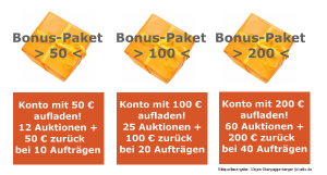 BonusPaketeAuftraggeber1 300x161 Wem hilft Druckpreis Auktion?
